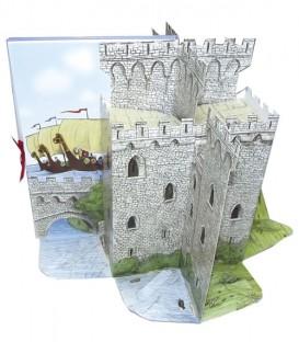 """Libro """"En el Castillo"""" (Libro Carrusel)"""