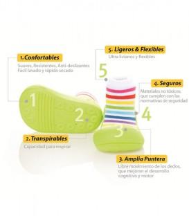 Zapatos Primeros Pasos Attipas