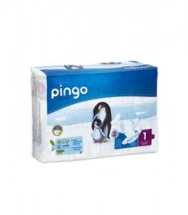 Pañales ecológicos T1 Pingo