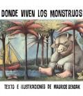 """Libro """"Donde viven los monstruos"""""""