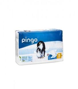 Pañales ecológicos T2 Pingo