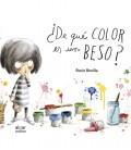 """Libro """"¿De qué color es un beso?"""""""