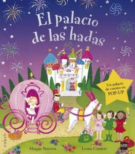 """Libro Ilustrado """"El Palacio de las Hadas"""""""