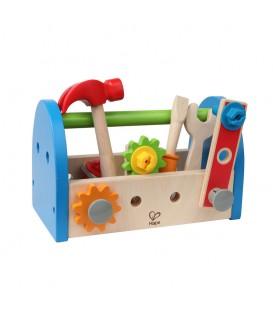 Caja de herramientas madera - Hape