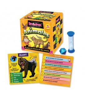 Juego de memoria Animales - Brainbox