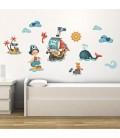 Stickers Pirata