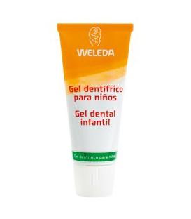 Gel dentífrico para niños Weleda
