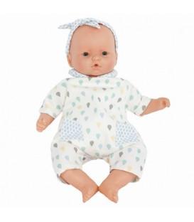 Muñeca bebé NINS 36cm - Barrutoys