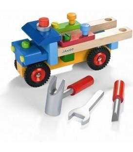 Camión de bricolaje - Janod