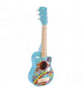 Guitarra Hippie - Hape