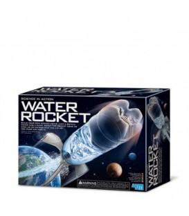 Cohete de agua ciencia en acción - 4M