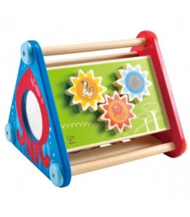 Caja de actividades portatil - Hape