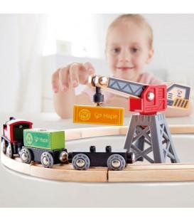 Circuito de tren despacho de carga - Hape