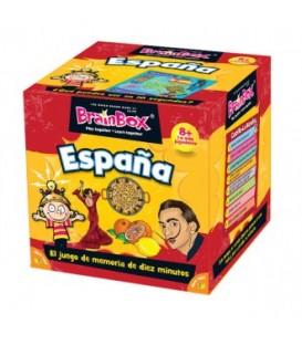 Juego de memoria España - Brainbox