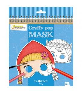 Máscara de Graffy pop