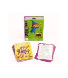 Juego de cartas - Mini Family