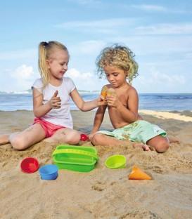 Moldes helados para playa Hape