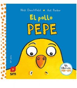 Libro el Pollo Pepe