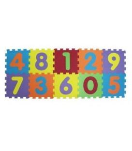 Alfombra básica números Ludi