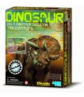 Juego Kidzlabs paleontología esqueleto triceratops - 4M