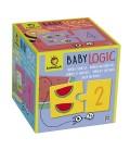 Puzzle baby logic parejas números y cantidades - Ludattica