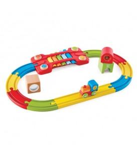 Circuito de tren sensorial - Hape