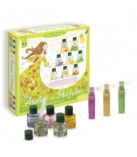 Mi taller de perfumes flores frescas - Sentosphere