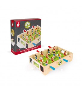 Mini futbolín champions madera - Janod