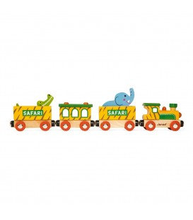 Tren safari story madera - Janod