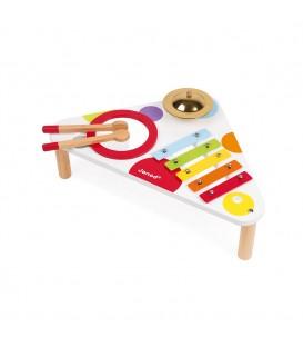 Mesa musical Confeti (madera) - Janod
