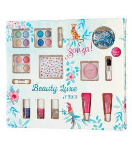 KIT DE MAQUILLATGE SOUZA BEAUTY LUXE