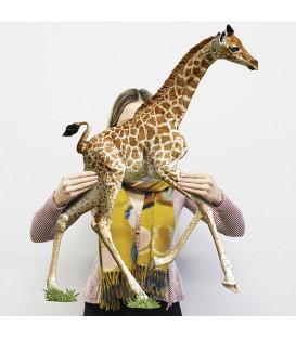 Puzzle jirafa 100 pcs