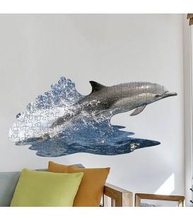 Puzzle delfín 100 pcs