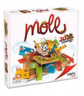 Juego de madera Mole - Cayro