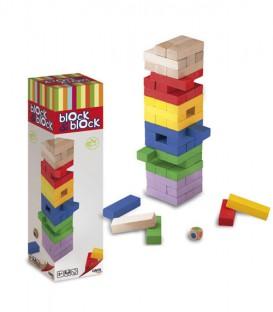 Torre de madera Block a Block