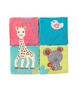 Cubos de desarrollo Sophie la Girafe