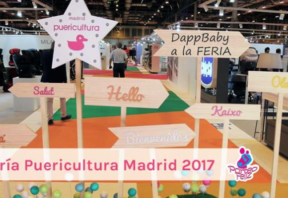 Novedades Importantes tras la Feria de Puericultura de Madrid 2017